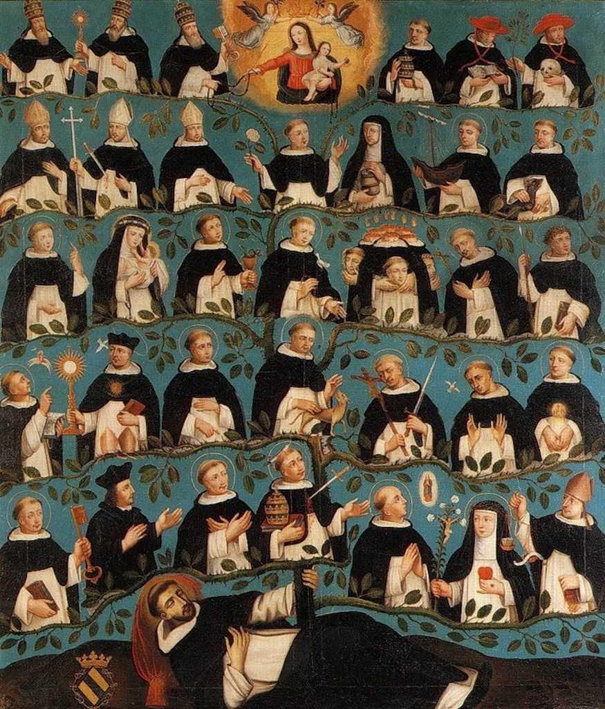 Dominikánski svätci